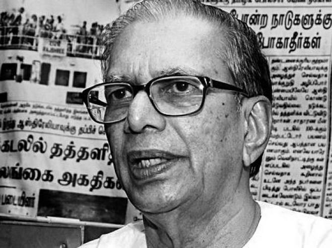 SC Chandrahasan