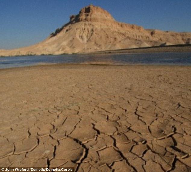 syria drought