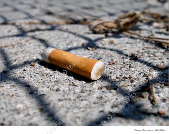 cigarette-butt-on-pavement